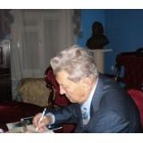ПИСАТЕЛЬ РИМ АХМЕДОВ: «ЖИТЬ БЕЗ ПЛАНОВ НА БУДУЩЕЕ – ЭТО СУЩЕСТВОВАНИЕ» [Лилия Габдрафикова, 30.10.2008, ИА «Уфа-Информ»]